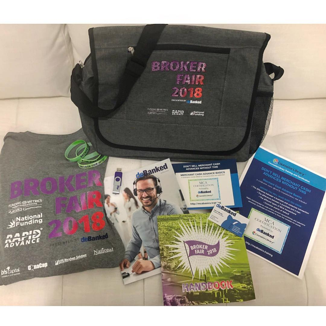 Get The Broker Fair Kit: FREE