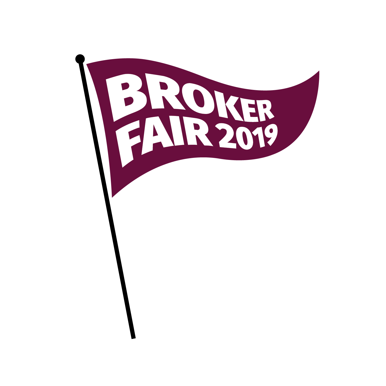 Broker Fair 2019 Flag