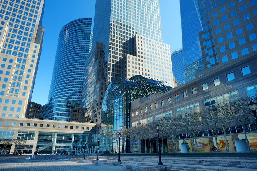 Brookfield Place New York City
